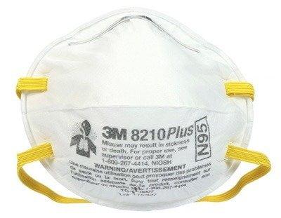 3M 8210 Plus Particulate Respirator