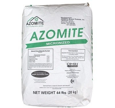 Azomite Micronized Bag