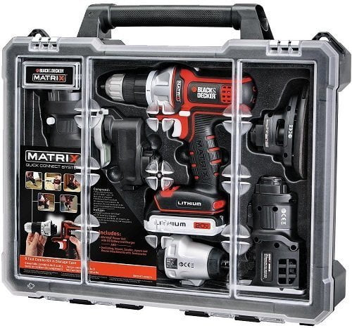 Black & Decker BDCDMT1206KITC Combo Kit