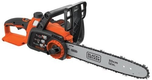 Black & Decker LCS1240 12-Inch 40V MAX Lithium Ion Chainsaw