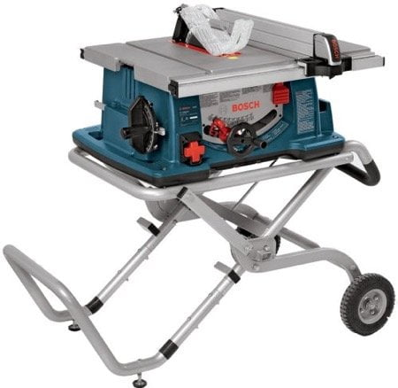Bosch 4100-09 Portable Table Saw