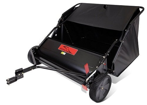 Brinly STS-427LXH 20 Cubic Feet Tow Behind Lawn Sweeper