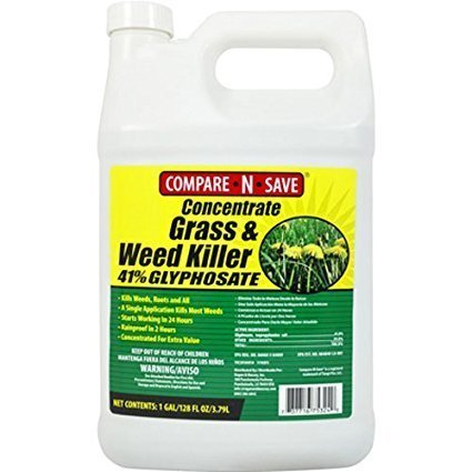 Compare-N-Save Concentrate Weed and Grass Killer