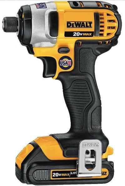 Best hammer drill and impact driver