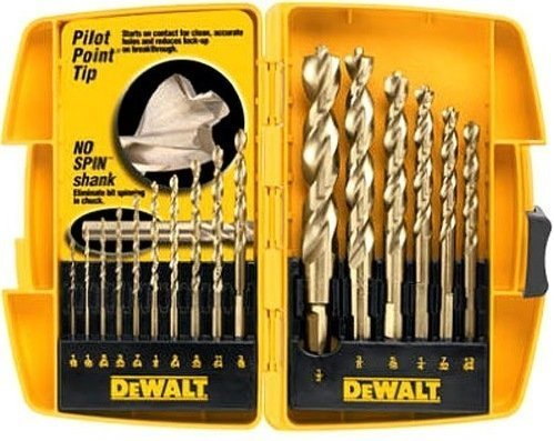 DeWalt DW1956 Brad Point Bits