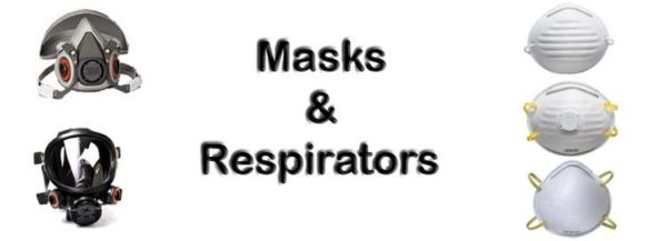 Dust Mask vs. Respirator