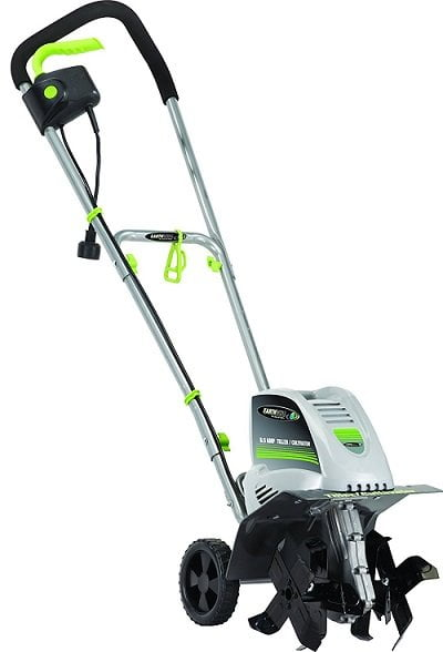 Earthwise TC70001 11-Inch 8.5-Amp Corded Electric Tiller and Cultivator