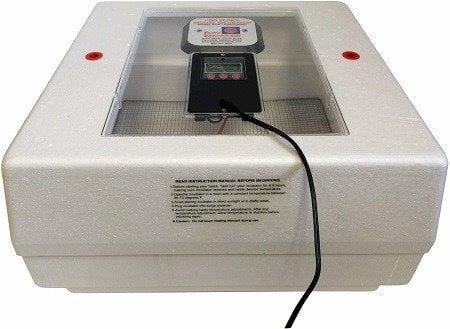still air incubator instructions