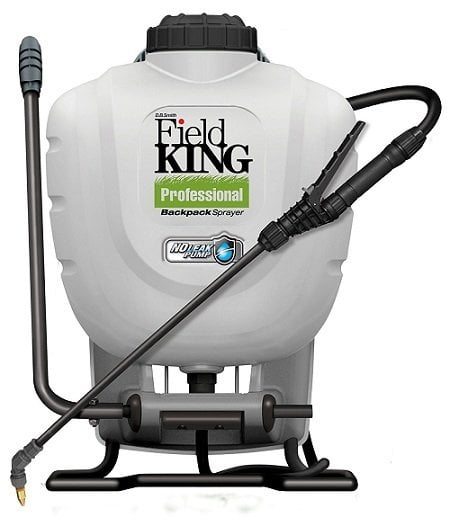 Field King 190328 No Leak Pump Backpack Sprayer