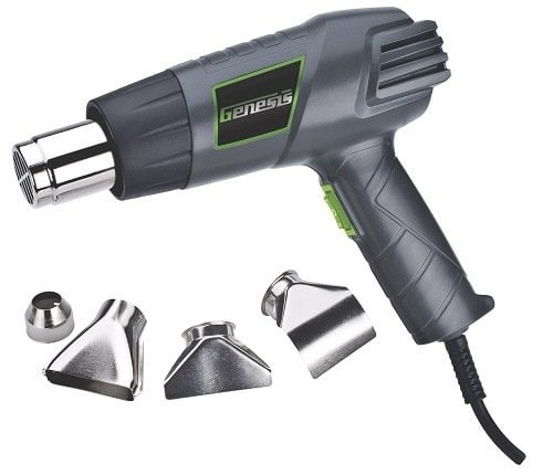 Genesis GHG1500A Heat Gun Kit