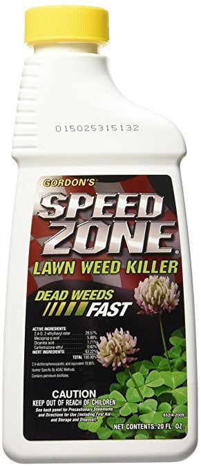 Gordon Speed Zone Lawn Weed Killer
