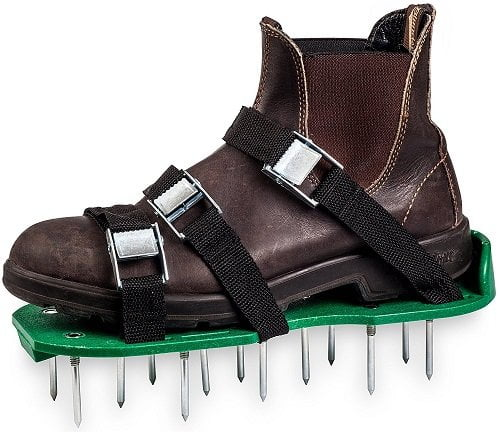 Green Toolz Lawn Aerator Shoes