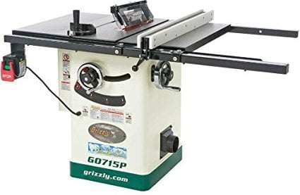 Grizzly G0715P Polar Bear Series Hybrid Table Saw