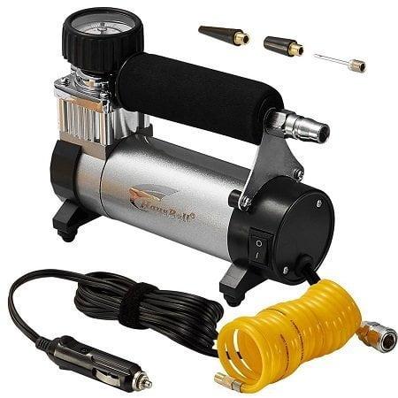 Best Air Compressor For Car Tires Cigarette Lighter