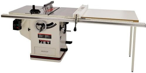 JET 708675PK XACTASAW Deluxe Cabinet Table Saw