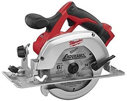 "Milwaukee 2630-20 6-1/2"" 18V Cordless Circular Saw"