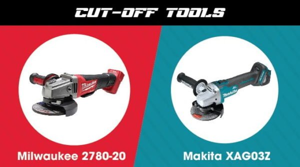 Milwaukee vs. Makita - Cut Off Tool