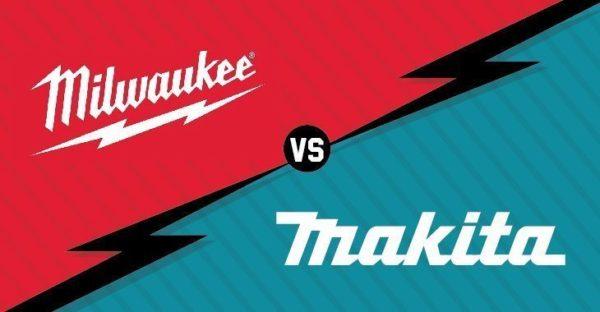 Milwaukee Vs Makita Who Wins
