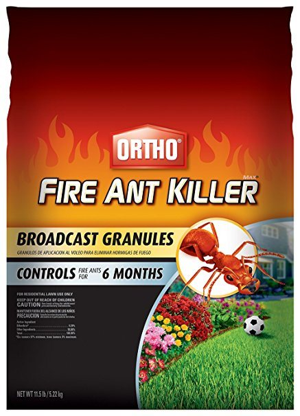 Ortho Max Fire Ant Killer Broadcast Granules