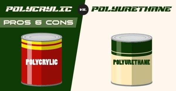 Polycrylic vs Polyurethane - Feature Image