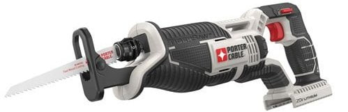 Porter-Cable PCC670B 20V MAX Lithium Cordless Reciprocating Saw
