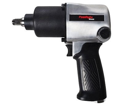 PowRyte Basic 100104 1/2-Inch Heavy Duty Air Impact Wrench