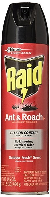 Raid Ant and Roach Killer Insecticide Spray