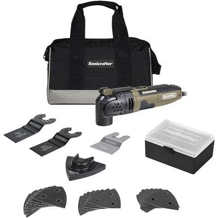 Rockwell RK5121 3.0 Amp Sonicrafter Oscillating Multi-Tool