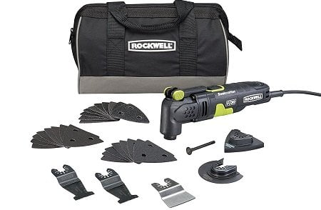 Rockwell RK5132KSonicrafter F30 Oscillating Multi-Tool