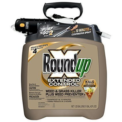 Roundup 5725070 Extended Control Weed and Grass Killer Plus