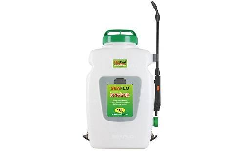 Seaflo Battery Powered Backpack Sprayer