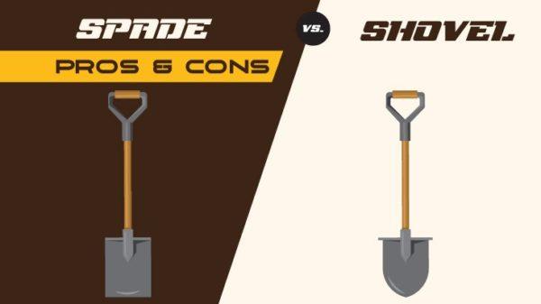 Spade vs Shovel - Feature Image