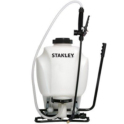 Stanley 61804 4-Gallon Professional Backpack Sprayer