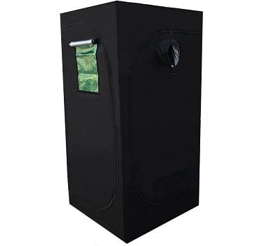 Valuebox 2x2x4Ft Small Indoor Mylar Hydroponics Grow Tent