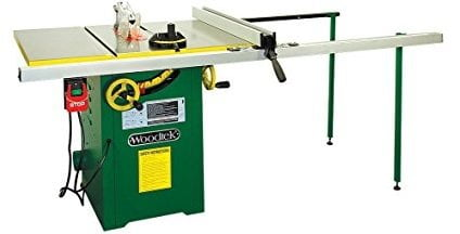 "Woodtek 159665 10"" Hybrid Table Saw"