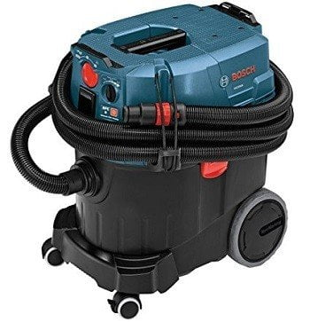 Bosch VAC090A 9-Gallon Dust Extractor Shop VAC
