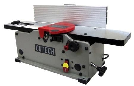 Cutech 40160H-CT 6 Bench Top Spiral Cutterhead Jointer