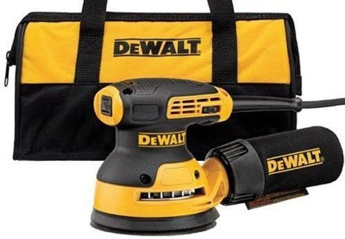 DeWalt DWE6423K 5-Inch Variable Speed Random Orbit Sander