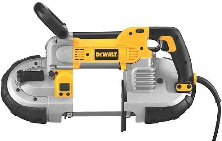 Dewalt DWM120K Deep Cut Portable Band Saw
