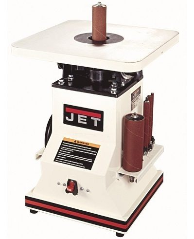Jet 708404 Oscillating Spindle Sander