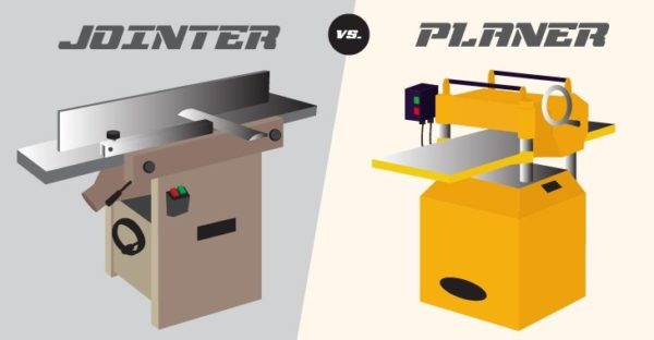 Jointer vs Planer - Feature Image