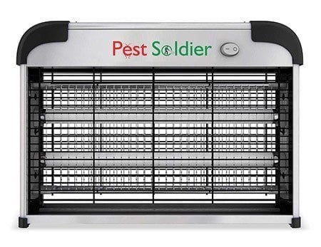 Pest Soldier 20W Electronic Indoor Bug Zapper