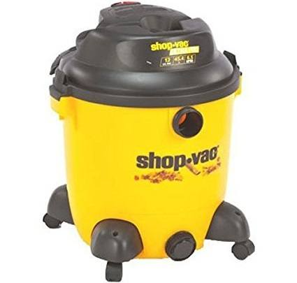 Shop-Vac 9633400 12-Gallon Wet or Dry Vacuum with Detachable Blower