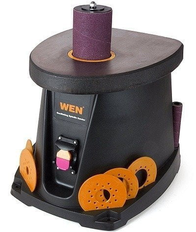 Wen 6510 Oscillating Spindle Sander