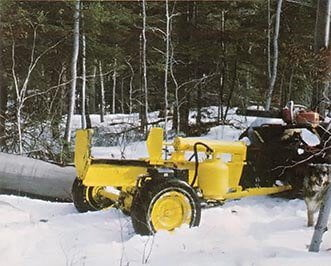 10 Homemade Log Splitter Plans You Can Build Easily