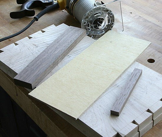 Simple & Cheap Router Dado Jig Tutorial