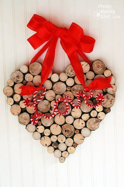 Wreath from Tree Branches DIY Guide