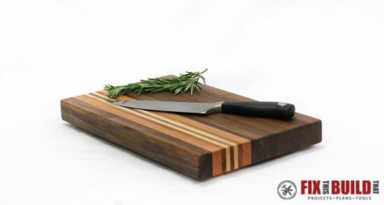 Designer Cutting Board DIY Tutorial
