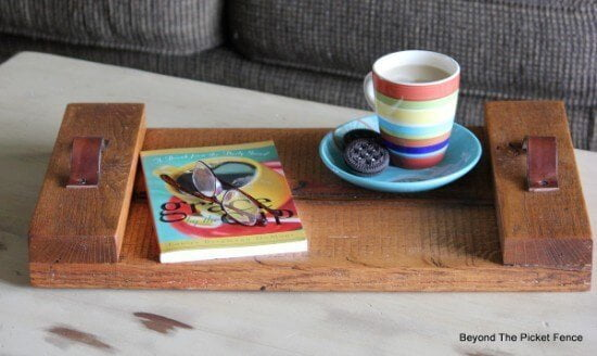 Reclaimed Oak Serving Tray DIY Guide