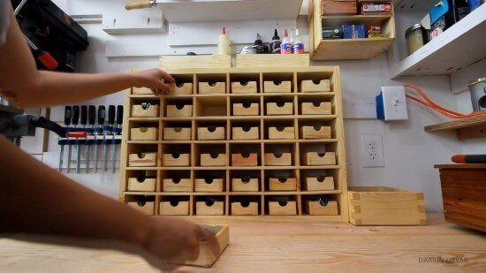 French Cleat DIY Wall Organizing System Tutorial